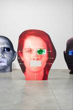 Tony Oursler on exploring our uneasy relationship with technology with his new show