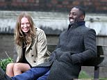 Picture Shows: Idris Elba  March 04, 2015    Actor Idris Elba is seen filming series 4 of the Hit award winning TV Show  'Luther' in London, England.    Non Exclusive  WORLDWIDE RIGHTS    Pictures by : FameFlynet UK © 2015  Tel : +44 (0)20 3551 5049  Email : info@fameflynet.uk.com