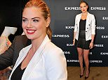 SAN FRANCISCO, CA - MARCH 03: Kate Upton attends the EXPRESS Spring Fling Event with Kate Upton at Union Square on March 3, 2015 in San Francisco, California. (Photo by Steve Jennings/Getty Images for EXPRESS)