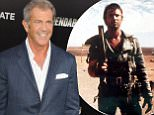 """HOLLYWOOD, CA - AUGUST 11:  Actor Mel Gibson arrives at the Los Angeles Premiere """"The Expendables 3"""" at TCL Chinese Theatre on August 11, 2014 in Hollywood, California.  (Photo by Jon Kopaloff/FilmMagic)"""