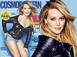 """LINK TO : http://www.cosmopolitan.com/entertainment/celebs/a37011/hilary-duff-april-2015/. \n\n***International use of assets is approved for online only***\n\nOn her marriage and divorce with Mike Comrie, with whom she shares a son, Luca:\n""""Mike and I were very in love when we met. We both really wanted to get married. I'd been working since the age of 11 or 12, so making that choice at a young age seemed right for me. Maybe it wasn't, but we spent the majority of our time together really happy. It wasn't working well enough to stay together, but there was still a lot of love involved. It was just a slow set-in of us not being the match that we used to be. I'm lucky for the person he is and I am and how we decided to handle this.""""\n\nOn her view of marriage, post-divorce: \n""""I don't want to sound bitter because I'm definitely not, but I don't know if people are meant to be together forever. Things happen over a long relationship that you can't always fight. A marriage of 20 years, th"""