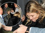 March 7th, 2015 - Paris  ******  Exclusive Pictures ******With a strict minimum of    1500 for the set for Newspapers publication only ***  Kate Moss violently attacks a photographer after partying hard with Lady Gaga at Paris Fashion Week Party  Painfully trying to enter the Club Haussmann, the British model very tired by her long night out in Paris with Lady Gaga, suddenly rushed violently to a photographer she tried to hit.  Lady Gaga\'s bodyguards are immediately stepped in to prevent Kate Moss to hit the photographer and put an end to the fight. Very shocked by this incident, Lady Gaga was immediately surrounded by a large group of security. Upon leaving the club, french policeman intervened to ensure their safety.  ****** BYLINE MUST READ :    Spread Pictures ******  ****** No Web Usage before agreement ******  ****** Stricly No Mobile Phone Application or Apps use without our Prior Agreement ******  Enquiries at photo@spreadpictures.com
