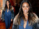 PARIS, FRANCE - MARCH 06:  Kelly Rowland attends the Swarovski X Lanvin Cocktail Party at Shangri-La Hotel Paris on March 6, 2015 in Paris, France.  (Photo by Bertrand Rindoff Petroff/Getty Images for Swarovski)