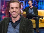 **STRICTLY EMBARGOED UNTIL 00.01 ON FRIDAY 06 MARCH 2015**EDITORIAL USE ONLY / NO MERCHANDISING  Mandatory Credit: Photo by Brian J Ritchie/REX (4486030an)  Damian Lewis  'The Jonathan Ross Show' TV Programme, London, Britain. - 07 Mar 2015