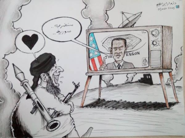 Confusion… Who is who in Syria?