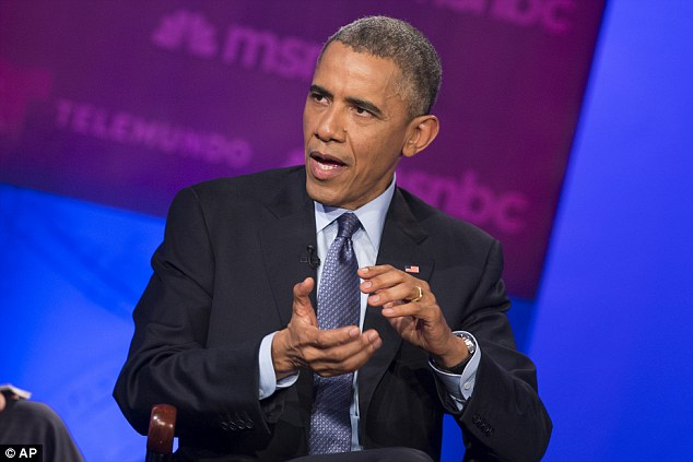 President Barack Obama, at a town hall meeting on immigration hosted by Telemundo and MSNBC, on Wednesday confirmed that illegal immigrants he said could stay in the country would not be deported, regardless of a judge's injunction on his executive actions
