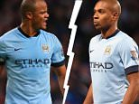 MANCHESTER, ENGLAND - JANUARY 18:  Vincent Kompany of Manchester City shouts during the Barclays Premier League match between Manchester City and Arsenal at Etihad Stadium on January 18, 2015 in Manchester, England.  (Photo by Alex Livesey/Getty Images)
