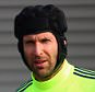 COBHAM, ENGLAND - MARCH 10:  Petr Cech looks on during a Chelsea training session ahead of the UEFA Champions League Round of 16 second leg match against Paris Saint-Germain at Chelsea Training Ground on March 10, 2015 in Cobham, England.  (Photo by Paul Gilham/Getty Images)