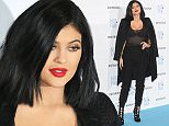 Mandatory Credit: Photo by Jonathan Hordle/REX (4528067f)  Kylie Jenner  Kylie Jenner announced as new Global ambassador for Nip FAB, London, Britain - 14 Mar 2015