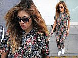 Mandatory Credit: Photo by Buzz Foto/REX (4528032d)  Nicole Scherzinger  Nicole Scherzinger out and about, Los Angeles, America - 13 Mar 2015  Nicole Scherzinger is seen out and about shopping at A/X Armani Exchange