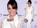March 13, 2015 Hollywood, Ca.\nLea Michele\n'Glee' - PaleyFest LA 2015 held at The Dolby Theatre. PaleyFest is an annual festival that salutes creative excellence and offers a pop-culture experience that connects fans with the casts/creators of their favorite TV series.\n©Chase Rollins/AFF-USA.COM
