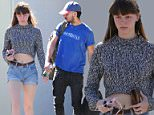 Sherman Oaks, CA - Mia Goth steps out to visit a local Vapor Shop to get a new vaporizer.  Mia bared her midriff in a cropped sweater and showed off the rumored engagement ring that everyone has been talking about.  Did she and boyfriend Shia LaBeouf secretly get engaged or married?\nAKM-GSI     March 13, 2015\nTo License These Photos, Please Contact :\nSteve Ginsburg\n(310) 505-8447\n(323) 423-9397\nsteve@akmgsi.com\nsales@akmgsi.com\nor\nMaria Buda\n(917) 242-1505\nmbuda@akmgsi.com\nginsburgspalyinc@gmail.com