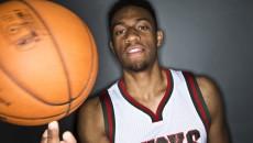 Jabari Parker, New, NBA, Gatorade, first