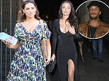 Picture Shows: Jess Impiazzi  March 08, 2015\n \n MTV's 'Ex On The Beach' and former Sugar Hut Honey, Jess Impiazzi, celebrates her birthday at Cafe de Paris in London, UK. Jess showed off her cleavage in a tight figure-hugging black dress.\n \n Non Exclusive\n WORLDWIDE RIGHTS\n \n Pictures by : FameFlynet UK © 2015\n Tel : +44 (0)20 3551 5049\n Email : info@fameflynet.uk.com
