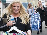 Mandatory Credit: Photo by REX (4528167d)\n Gemma Collins leaving her shop in Brentwood\n Gemma Collins out and about, Brentwood, Britain - 14 Mar 2015\n \n