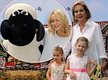 """SYDNEY, AUSTRALIA - MARCH 14:  Actress Ita Buttrose and guests arrive at the Australian premiere of """"Shaun The Sheep The Movie"""" at Moore Park on March 14, 2015 in Sydney, Australia.  (Photo by Mark Sullivan/WireImage)"""