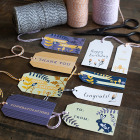 Personalized gift tags @LiaGriffith.com