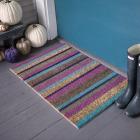 DIY outdoor rug @LiaGriffith.com