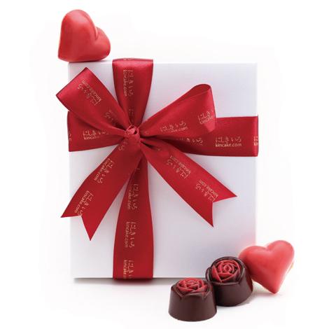 米兰达巧克力4枚装