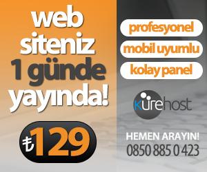 Hazır Web Sitesi Sadece 129 TL