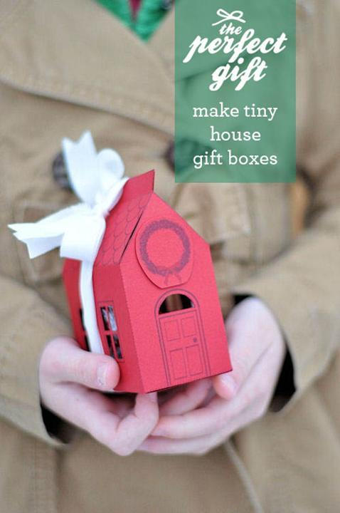 house-gift-box-template