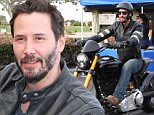 15.MARCH2015 - MALIBU - USA\n***STRICTLY NOT AVAILABLE FOR DAILY MAIL ONLINE ***\nCANADIAN ACTOR, DIRECTOR, PRODUCER, MUSICIAN AND AUTHOR KEANU REEVES INTRODUCES HIS MOTORCYCLE BRAND, ARCH MOTORCYCLES AT THE CARS AND COFFEES OF MALIBU, AT THE MALIBU BLUFF PARK\nBYLINE MUST READ : XPOSUREPHOTOS.COM\n*AVAILABLE FOR UK SALE ONLY*\n***UK CLIENTS - PICTURES CONTAINING CHILDREN PLEASE PIXELATE FACE PRIOR TO PUBLICATION ***\n*UK CLIENTS MUST CALL PRIOR TO TV OR ONLINE USAGE PLEASE TELEPHONE 0208 344 2007*