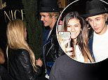 Justin Bieber talk to fans as he's seen leaving The Nice Guy in West Hollywood, California.  Pictured: Justin Bieber Ref: SPL975677  140315   Picture by: Splash News  Splash News and Pictures Los Angeles: 310-821-2666 New York: 212-619-2666 London: 870-934-2666 photodesk@splashnews.com