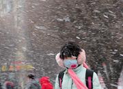 冷空气影响新疆 中东部大部升温