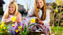 5 Ideas for Easter Family Holidays