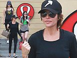 Picture Shows: Lisa Rinna  March 15, 2015    Actress Lisa Rinna enjoys a day of shopping with her daughters in Studio City, California.     Rumours are swirling that Lisa and co-star Eileen Davidson, are getting fired from 'The Real Housewives of Beverly Hills.'    Exclusive - All Round  UK RIGHTS ONLY    Pictures by : FameFlynet UK    2015  Tel : +44 (0)20 3551 5049  Email : info@fameflynet.uk.com