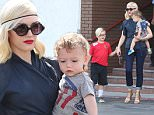 Gwen Stefani and her boys leave Chipotle Mexican Grill in Studio City, CA.\n\nPictured: Gwen Stefani, Kingston Rossdale, Zuma Rossdale and Apollo Rossdale\nRef: SPL976476  150315  \nPicture by: Ako/Splash News\n\nSplash News and Pictures\nLos Angeles: 310-821-2666\nNew York: 212-619-2666\nLondon: 870-934-2666\nphotodesk@splashnews.com\n
