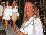 Picture Shows: Luisa Zissman, Sam Faiers  March 15, 2015    ** Min web / Online Fee   150 For Set **    British reality stars Luisa Zissman and Sam Faiers spotted out for dinner at Yellow Tail in West Hollywood, California. Luisa and Sam are in America to sign a huge contract to be brand ambassadors for Protein World.    ** Min web / Online Fee   150 For Set **    EXCLUSIVE ALL ROUNDER  UK RIGHTS ONLY  Pictures by : FameFlynet UK    2015  Tel : +44 (0)20 3551 5049  Email : info@fameflynet.uk.com