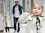 9 Mar 2015  - LONDON  - UK\n*** EXCLUSIVE PICTURES ***\nEX FOOTBALLER DAVID BECKHAM PICTURED WITH DAUGHTER HARPER AND HIS MUM AS THEY ARE PICTURED ENJOYING A SHOPPING SPREE IN LONDON, DAVID IS PICTURED LOOKING SCRUFFY SPORTING A BEARD AND ALSO IS SEEN WEARING A STAR OF DAVID NECKLACE SLONG WITH A CROSS NECKLACE!!\nBYLINE MUST READ : XPOSUREPHOTOS.COM\n***UK CLIENTS - PICTURES CONTAINING CHILDREN PLEASE PIXELATE FACE PRIOR TO PUBLICATION ***\n**UK CLIENTS MUST CALL PRIOR TO TV OR ONLINE USAGE PLEASE TELEPHONE  442083442007