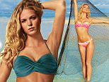 """Model Erin Heatherton looks stunning as she supports lingerie and swimwear label LASCANA's """"Cool Man Contest"""". Blonde beauty Erin - ex-girlfriend of Leonardo DiCaprio - is the face of LASCANA for 2015. She is backing its competition to find a """"cool man"""" to star in the next LASCANA commercial, with the prize also including a Yamaha XV950R motorbike worth   10,000 (Euro). Contestants can enter by uploading a selfie directly to www.lascana.de/cool-man-contest or on Instagram and Twitter with the hashtag #CoolManContest. The public can vote for their favourites to make the Top 100 by visiting www.lascana.de/cool-man-contest/kandidaten, before the contestants are narrowed down to 10 finalists who will have to impress the all-female jury at LASCANA's """"Girls' Night Out Party"""" in Hamburg in June. *NOTE TO PHOTODESKS* BYLINE MUST CREDIT: LASCANA/SPLASH NEWS  Pictured: Erin Heatherton Ref: SPL977086  160315   Picture by: LASCANA/Splash News  Splash News and Pictures"""