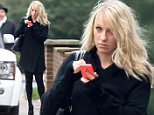 Picture Shows: Chloe Madeley  March 14, 2015\n \n Television presenter and media personality Chloe Madeley is seen making her way to watch the rugby in London, England.\n \n The twenty-seven year-old blonde appeared to be engrossed in her phone as she left her house in a black coat worn over black opaque tights and black ankle boots.\n \n Exclusive All Rounder\n WORLDWIDE RIGHTS\n \n Pictures by : FameFlynet UK © 2015\n Tel : +44 (0)20 3551 5049\n Email : info@fameflynet.uk.com