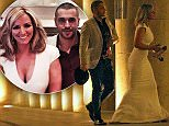 Picture Shows: Shayne Ward, Michelle Mone  March 13, 2015\n \n ** Min Web / Online Fee £500 For Set **\n \n ** No Usage permitted Online Till Midnight Sunday 15th March GMT **\n \n \n Michelle Mone returns home with pop singer Shayne Ward after her book launch party in London, UK. \n \n Michelle was seen walking barefoot in a long white dress as she carried her high heels.\n \n ** Min Web / Online Fee £500 For Set **\n \n ** No Usage permitted Online Till Midnight Sunday 15th March GMT **\n \n \n Exclusive All Rounder\n WORLDWIDE RIGHTS\n Pictures by : FameFlynet UK © 2015\n Tel : +44 (0)20 3551 5049\n Email : info@fameflynet.uk.com