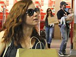 ***MANDATORY BYLINE TO READ INFPhoto.com ONLY***\nAmy Adams, Darren Le Gallo, Aviana Le Gallo seen shopping at Target before taking Aviana to a birthday party, Los Angeles, CA.\n\nPictured: Amy Adams, Darren Le Gallo, Aviana Le Gallo\nRef: SPL976815  140315  \nPicture by: Fresh/INFphoto.com\n\n