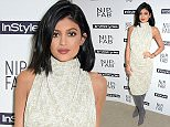 LONDON, ENGLAND - MARCH 14:  Kylie Jenner attends the NIP+FAB + InStyle Tea Party at The London Edition Hotel on March 14, 2015 in London, England.  (Photo by David M. Benett/Getty Images for NIP+FAB)
