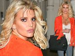 Jessica Simpson shows off her cleavage while out shopping in Soho, New York City.\n\nPictured: Jessica Simpson\nRef: SPL976979  150315  \nPicture by: Felipe Ramales / Splash News\n\nSplash News and Pictures\nLos Angeles: 310-821-2666\nNew York: 212-619-2666\nLondon: 870-934-2666\nphotodesk@splashnews.com\n