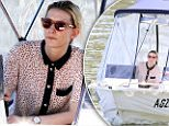 March 11th, 2015: \nActress Cate Blanchett  who lives on a water front property was spotted on Sydney Harbour driving a small boat.\nEXCLUSIVE\nMandatory Credit: INFphoto.com Ref: infausy-12/44