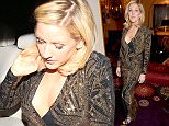 LONDON, ENGLAND - MARCH 16:  Ellie Goulding attends the dinner, hosted by Olivier Rousteing, to mark the opening of Balmain's first London store, at Annabel's on March 16, 2015 in London, England.  (Photo by David M. Benett) *** Local Caption *** Ellie Goulding