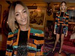 LONDON, ENGLAND - MARCH 16:  Jourdan Dunn attends the dinner, hosted by Olivier Rousteing, to mark the opening of Balmain's first London store, at Annabel's on March 16, 2015 in London, England.  (Photo by David M. Benett) *** Local Caption *** Jourdan Dunn