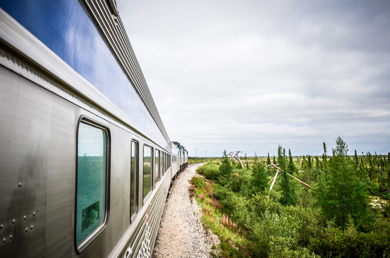 Travelling in Canada with VIA Rail