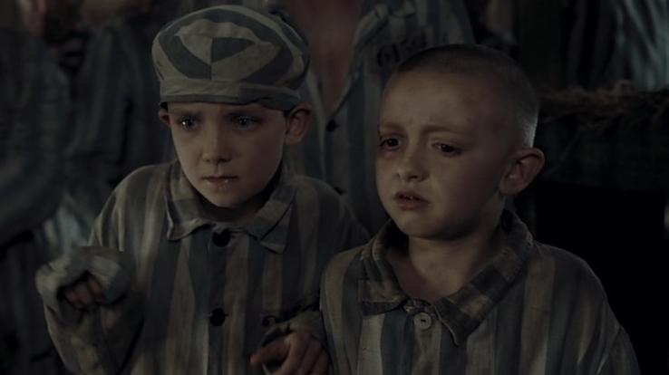 """Фильм про концлагерь для детей """"Мальчик в полосатой пижаме"""""""
