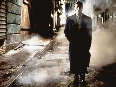 Кадр из фильма Американский психопат, который считается классикой фильмов про маньяков