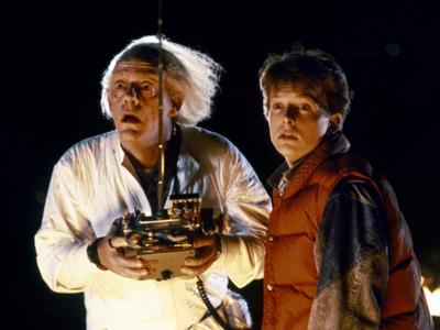 «Назад в будущее» — культовый фантастический фильм в трёх частях о путешествиях во времени