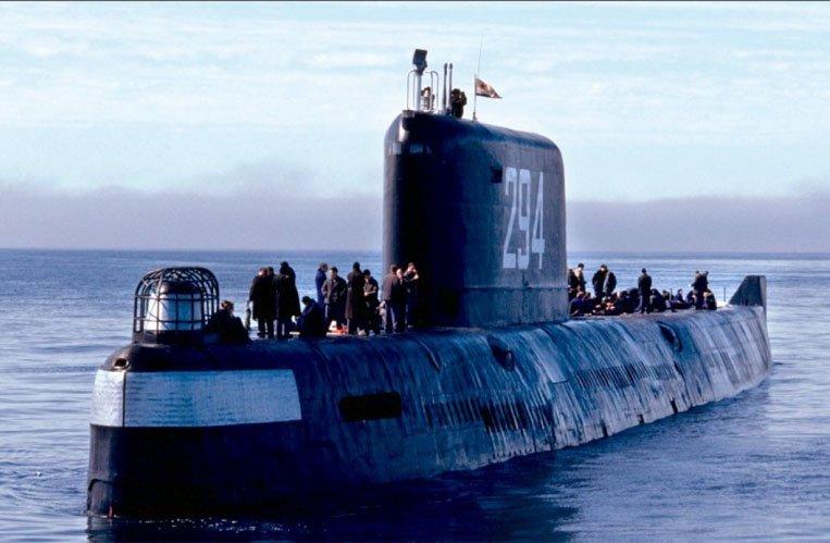"""Фильм """"К-19"""" с Харрисоном Фордом - про корабль, только подводный"""