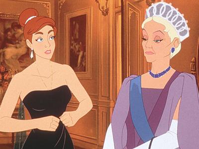Один из лучших мультфильмов студии 20th Century Fox Animation - Анастасия