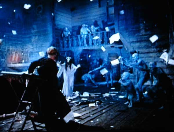 Первая русская экранизация ужасов - Вий (1909)
