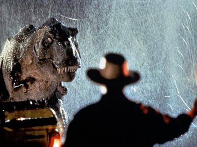 Культовый фильм про динозавров - Парк юрского периода